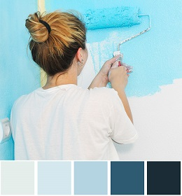 Giải đáp thắc mắc khi thi công sơn nhà