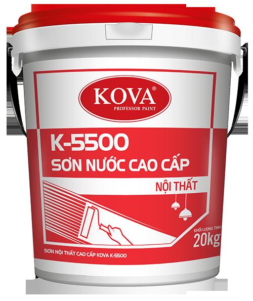 Sơn nội thất cao cấp Kova K-5500